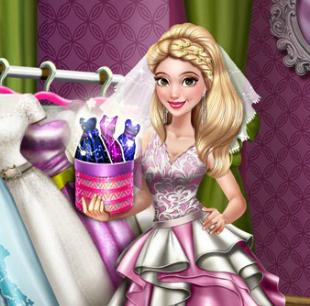 Свадебное платье для невесты Долли
