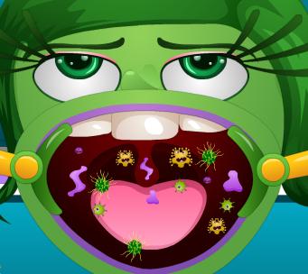 Эмоция Брезгливость у зубного врача
