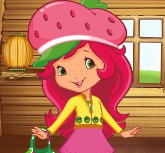 Веселый шопинг с фруктово- ягодными подружками