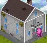 Щенок Тото заботится о дизайне своего дома