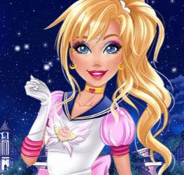 Барби в образе Сэйлор Мун
