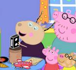 Свинка Пеппа: Ищем различия