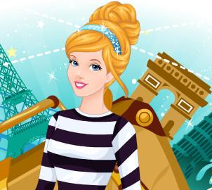 Путешествие Золушки в Париж