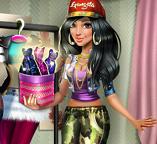 Мода: Гангста стиль для красотки Трис