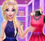 Платье мечты для Эльзы