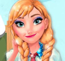Принцесса Анна отправляется в школу для старшеклассников