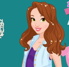 Принцессы Диснея: Модные новогодние резолюции
