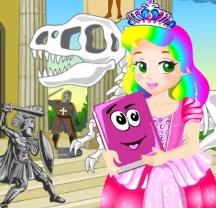 Приключения принцессы Джульетты в музее