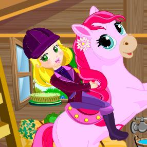 Принцесса Джульетта исследует ферму