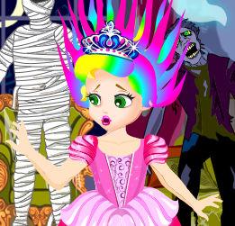 Страшные приключения принцессы Джульетты