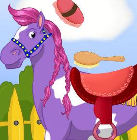 Уход за цирковой лошадью