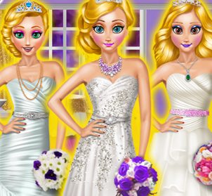 Блондинки: Свадьба принцессы