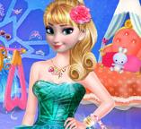 Новая гардеробная принцессы Эльзы