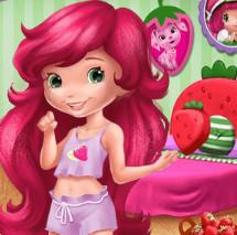 Онлайн игры для девочек шарлотта земляничка