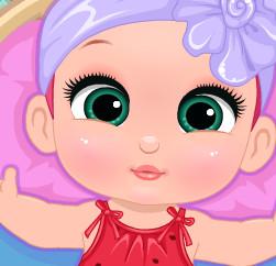 Время сна для крошки Пинки