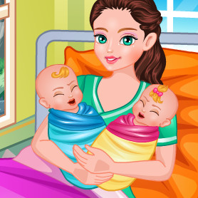 Долгожданное рождение близнецов