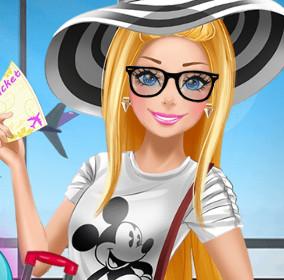 Барби эксперт по путешествиям