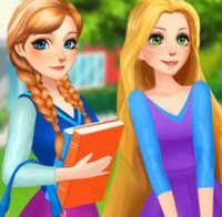 Сумки для принцесс Диснея