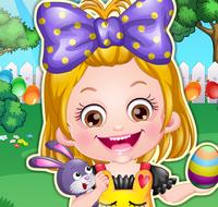 Малышка Хейзел: Пасхальная одевалка