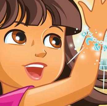 Дора и друзья: Волшебный талисман