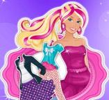Мода: Одежда в горошек для Барби