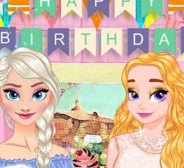 Принцесса Рапунцель: Сюрприз на день рожденья