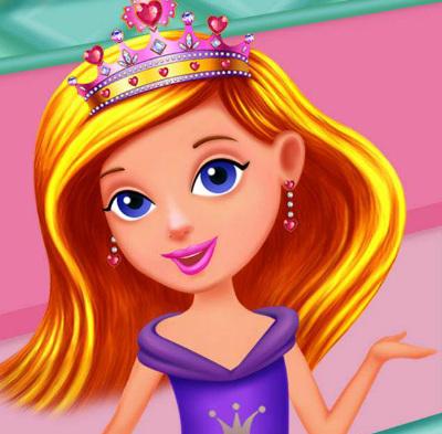 Грандиозная уборка в замке принцессы