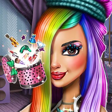 VIP макияж для Трисс