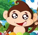 Играем на ксилофоне с обезьянкой Чимпи