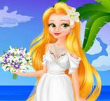 Принцесса Рапунцель сбегает на Гавайи