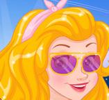 Принцессы Диснея:  Лето в  городе