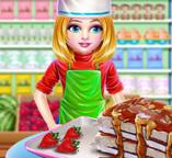 Готовим Сэндвич-торт с мороженым