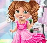 Наряды для малышки принцессы Анны