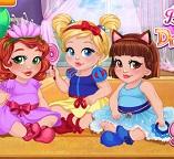 Эльза, Анна, Ариэль: Платья для дня рождения