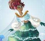 Одевалка для королевы морей и океанов