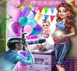Беременные: Фотоальбом для будущей мамочки