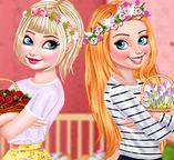 Принцессы флористы